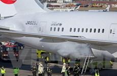 Máy bay Boeing 787 của Nhật Bản gặp sự cố ở Mỹ