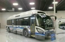 """ADB hỗ trợ Trung Quốc phát triển xe buýt """"xanh"""""""