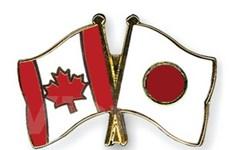 Canada và Nhật nhất trí tiến tới FTA song phương