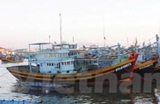 Ngư dân bị giam ở Indonesia được về nước ăn Tết