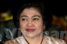 Bà Megawati-ứng viên tổng thống Indonesia sáng giá