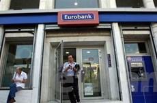Tiến trình sáp nhập ngân hàng ở Hy Lạp gặp trở ngại