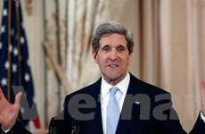 Ngoại trưởng Mỹ sẽ gặp phe đối lập Syria tuần này