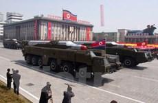 """""""Triều Tiên liên tục di chuyển các tên lửa Musudan"""""""