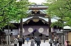 Hàn chỉ trích nhóm nghị sỹ Nhật thăm đền Yasukuni