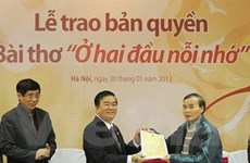 Công bố 10 kỷ lục Việt Nam trong sở hữu trí tuệ 2013