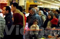 Kinh tế Ai Cập có dấu hiệu phục hồi đáng khích lệ
