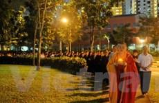 Singapore khuyên người dân không nên phóng sinh