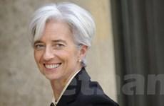 Tòa án Pháp thẩm vấn Tổng Giám đốc IMF Lagarde