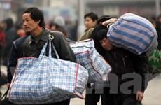 Công nhân Trung Quốc trả giá cho sự tăng trưởng