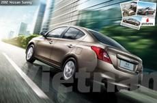 Nissan Việt Nam công bố giá 3 phiên bản xe Sunny
