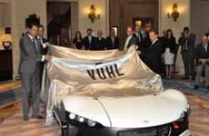 Lộ diện siêu xe thể thao 05 của hãng Mexico Vuhl