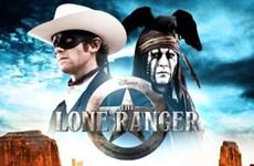 """Lone Ranger của Johnny Depp thành """"bom tấn xịt"""""""