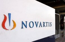 Hãng Novartis điều tra các chi nhánh tại Trung Quốc