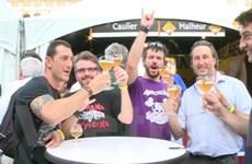 Người dân Bỉ hào hứng chờ đón lễ hội bia lần thứ 15