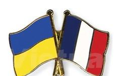 Ukraine-Pháp thúc đẩy quan hệ thương mại, kinh tế