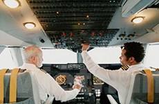 Anh cảnh báo tình trạng phi công ngủ gật khi bay