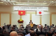 Cơ hội xóa nghèo từ việc hợp tác nhân lực Việt-Nhật