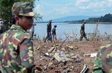 Lào: Xác định vị trí một hộp đen của máy bay bị nạn