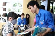 """Tình nguyện viên Hà Nội háo hức chở """"ước mơ hồng"""""""