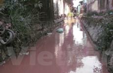 """Đẩy lùi ô nhiễm làng nghề ở Bắc Ninh: Cần """"mạnh tay"""""""