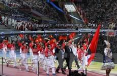 Khai mạc Đại hội thể thao sinh viên Universiade 2013