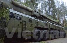 Nga tiếp tục tăng cường khả năng răn đe chiến lược