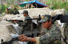 Thái Lan-Campuchia giảm quân ở khu vực tranh chấp