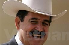 Tổng thống Honduras về nước trong ngày 5/7