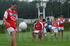 Hoàng Anh Gia Lai Arsenal JMG tuyển học viên
