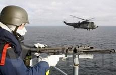 Không quân NATO tập trận bảo vệ vùng trời Baltic