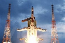 Tàu thăm dò Mặt Trăng của Ấn Độ gặp trục trặc