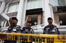 2 kẻ liều chết thực hiện vụ khủng bố ở Jakarta