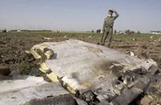 Chủ tịch nước chia buồn về vụ máy bay Iran rơi