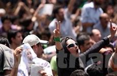 Iran: Lại biểu tình ủng hộ Hossein Mousavi
