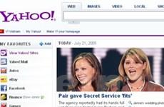 Yahoo công bố thay đổi đột phá trên trang chủ