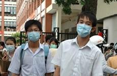 Cúm A/H1N1 lây lan từ hai trường học tại TP.HCM