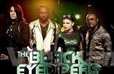 Black Eyed Peas lập kỷ lục mới trên Billboard
