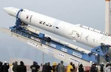 Hàn Quốc ấn định thời điểm phóng tên lửa đầu tiên
