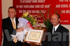 Việt Nam-Israel ký Hiệp định tránh đánh thuế hai lần