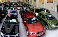 Ngành sản xuất ôtô lóe sáng hy vọng phục hồi