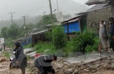 Lai Châu: Mưa dữ dội, 14 người chết vì lũ