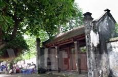 Trích Sài lưu giữ nét truyền thống làng cổ Hà thành