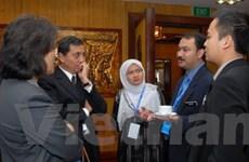 Hội nghị quan chức nông-lâm nghiệp ASEAN