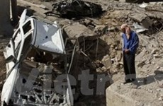 Nhân viên an ninh tiếp tay trong vụ đánh bom ở Iraq