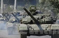 """Ukraine tham gia cuộc tấn công Nam Ossetia"""