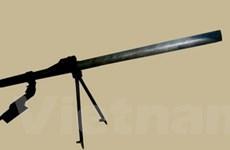 Trưng bày hơn 700 vũ khí thô sơ tự tạo