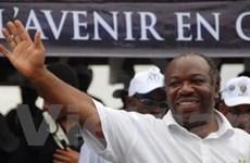 Gabon đã tiến hành bầu cử tổng thống