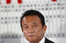 Thủ tướng Aso tuyên bố sẽ từ chức Chủ tịch LDP