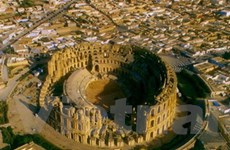 Đấu trường El Jem trong top 10 di sản đẹp nhất